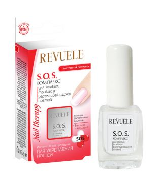 Revuele - Nail Therapy SOS Complex Treatment for weak nails