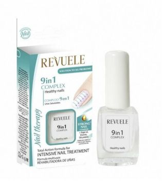 Revuele - Nail Therapy 9 in 1 Complex Healthy nail treatment