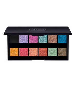 Sleek MakeUP - i-Divine Shadow Palette - Making Waves