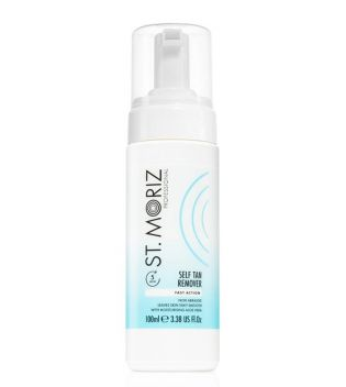 St. Moriz - Mousse to Remove the Tan