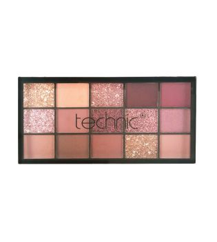 Technic Cosmetics - Eyeshadow Palette - Invite Only