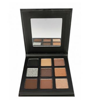 Technic Cosmetics - Pressed Pigments Eyeshadow Palette - Tempting