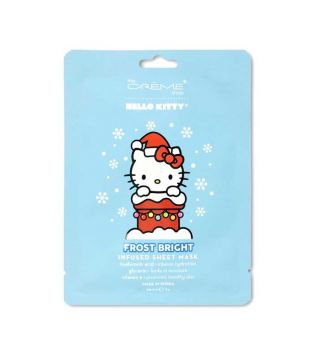 The Crème Shop - *Hello Kitty* - Facial mask - Frost Bright