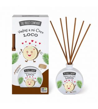 The Fruit Company - Mikado Air Freshener - Coco