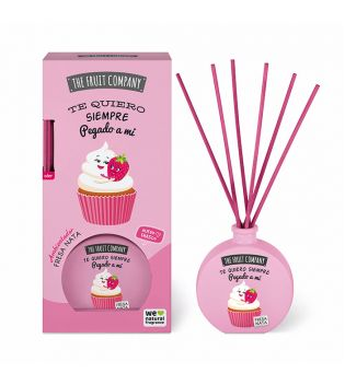 The Fruit Company - Mikado Air Freshener - Strawberries with Cream