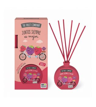 The Fruit Company - Mikado Air Freshener - Red Fruits