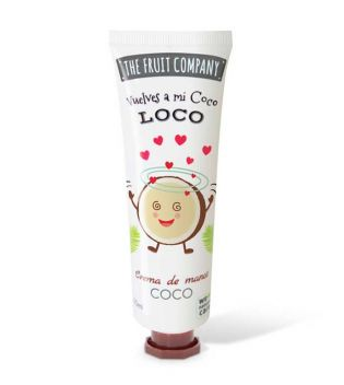 The Fruit Company - Hand Cream - Coco