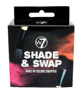 W7 - Sponge changer of colour for brushes Shade & Swap