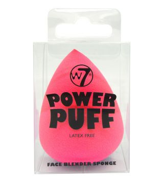 W7 - Power Puff Blender Makeup - Pink
