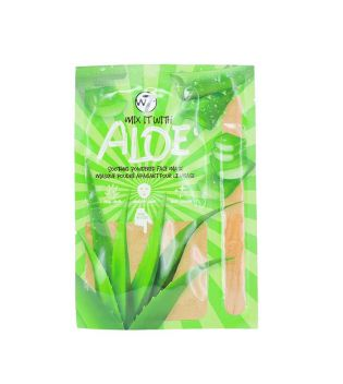 W7 - Moisturizing face mask Mix It With Aloe