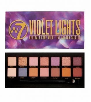 W7 - Violet Lights Eyeshadow palette