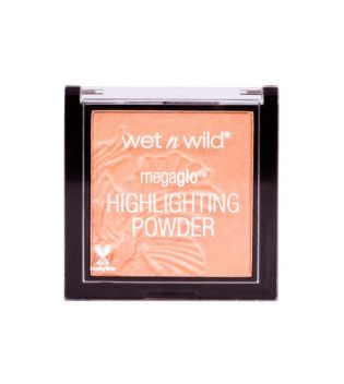 Wet N Wild - Highlighting powder MegoGlo - Crown of My Canopy