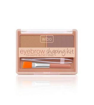 Wibo- Eyebrow Shaping Kit: 01