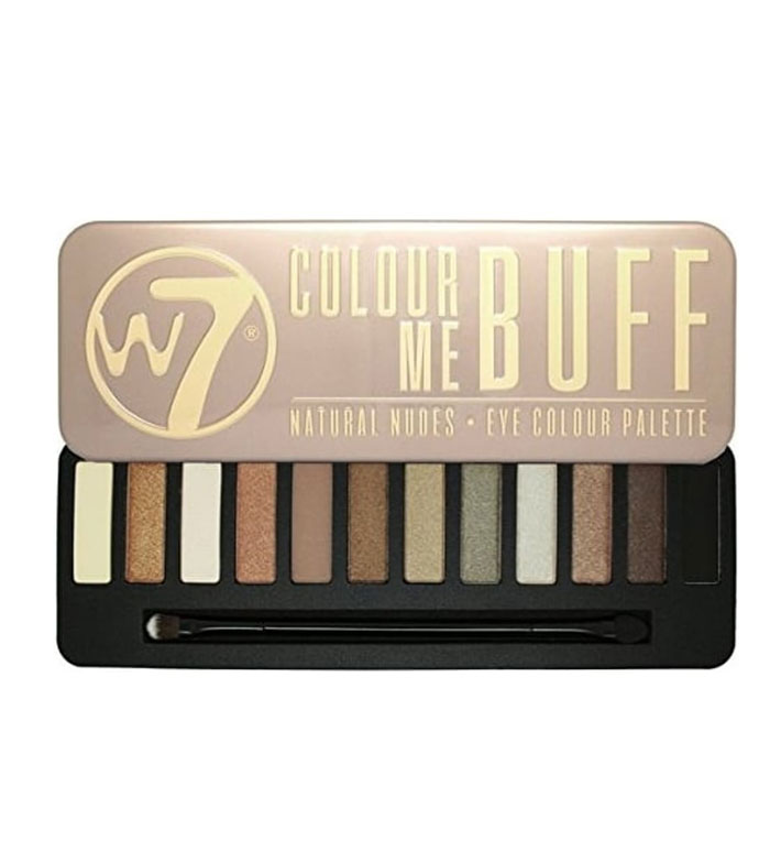 sneakers for cheap purchase cheap best prices W7 - Eye shadow palette - Colour me Buff