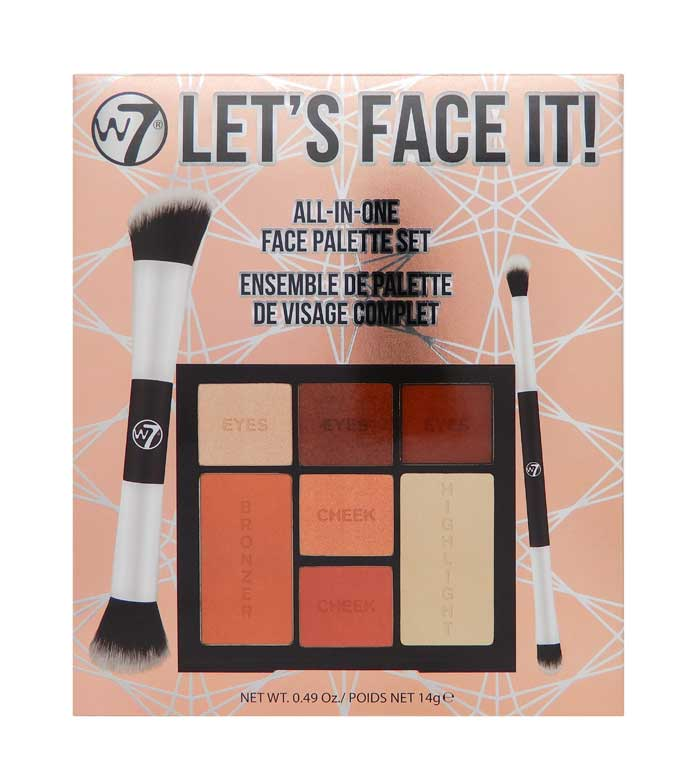 W7 Face Set Let S It