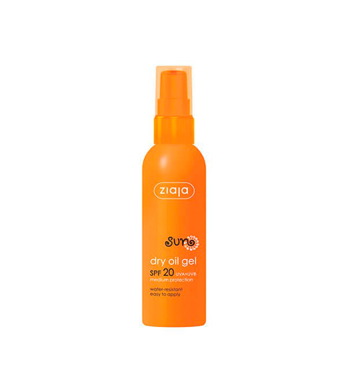 Ziaja - Dry Oil Gel SPF20